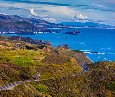 California's North Coast, California