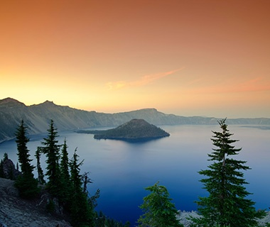 Crater Lake Rim Drive, Oregon