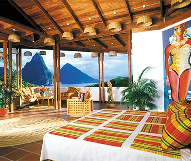 No. 2 Anse Chastanet Resort, St. Lucia