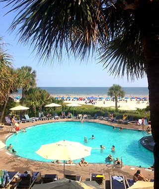 Beach House Hotel, Hilton Head, SC