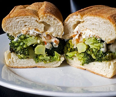 The Broccoli Classic: No. 7 Sub, New York City