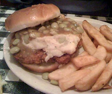The Big Easy: Ajax Diner, Oxford, MS