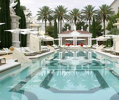 What to do in las vegas travel leisure for Garden of gods pool oasis