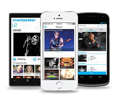 Best for Performing Arts: Eventseeker