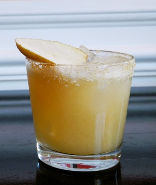 Spiced Pear Margarita, Empellón Taqueria, New York City