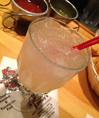 Tommy's Margarita, Tommy's Mexican Restaurant, San Francisco