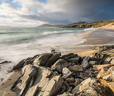 Luskentyre Bay, Isle of Harris, Scotland