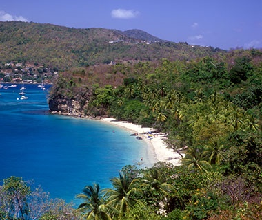 Princess Margaret Beach, Bequia