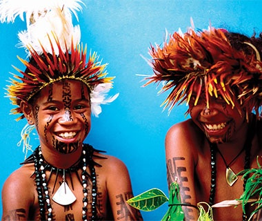 indigenous people of Papua New Guinea