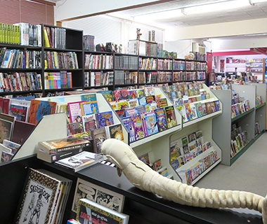 Arcane Comics, Seattle