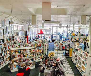 Meltdown Comics, Los Angeles