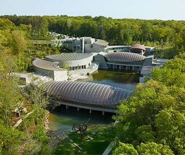 Crystal Bridges Museum of American Art, Bentonville, AR