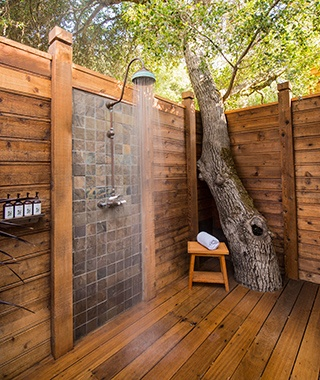 Coolest Outdoor Hotel Showers | Travel + Leisure