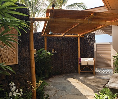 Coolest Outdoor Hotel Showers Travel Leisure