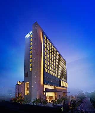 Next-Gen Business Hotel: Vivanta by Taj–Gurgaon, NCR, India