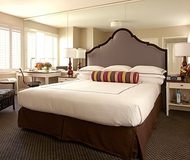 Hotel Beds At Best Western Plus Tuscan Inn Fishermans Wharf San Francisco