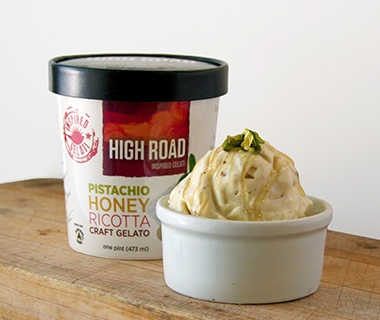 High Road Craft Ice Cream, Marietta, GA