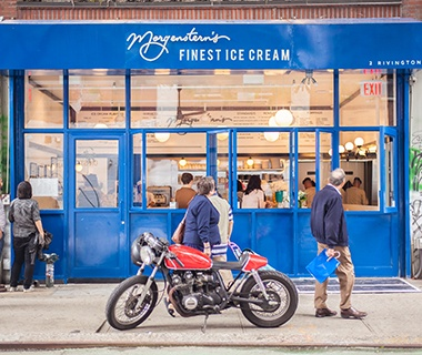 Morgenstern's Finest Ice Cream, New York City