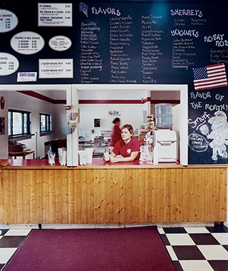 Shain's of Maine Ice Cream, Sanford, ME