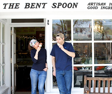 The Bent Spoon, Princeton, NJ