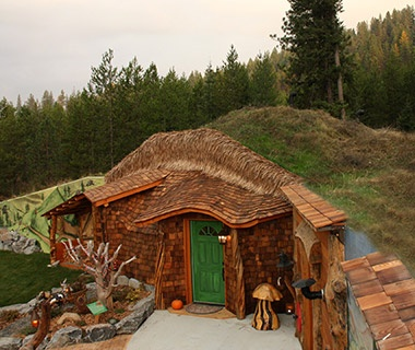 The Shire of Montana, Trout Creek, MT