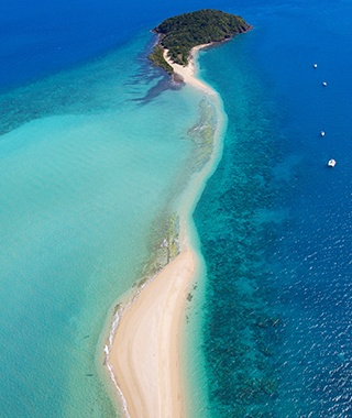 No. 13 Great Barrier Reef Islands, Australia