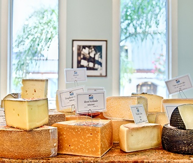 St. James Cheese Company, New Orleans