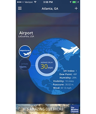 Best Weather Apps for Travelers | Travel + Leisure