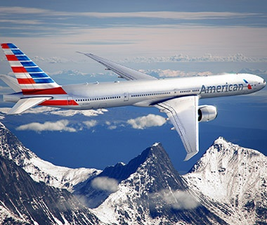 No. 7 American Airlines