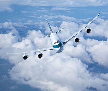 No. 5 Cathay Pacific