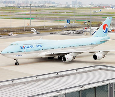 No. 6 Korean Air