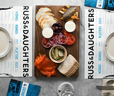 Russ & Daughters Café, New York City