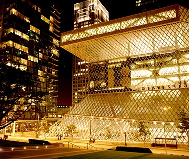 The Seattle Central Library