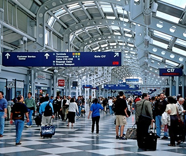 Worst: No. 4 O'Hare International Airport (ORD)