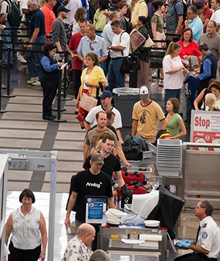 Worst: No. 3 Denver International Airport (DEN)