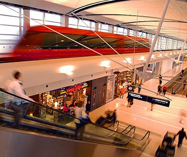 Best: No. 6 Detroit Metropolitan Airport (DTW)