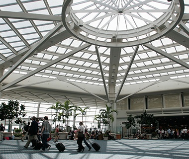 Worst: No. 8 (tie) Orlando International Airport (MCO)