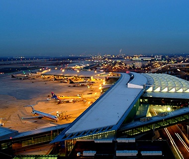 Best: No. 10 Philadelphia International Airport (PHL)