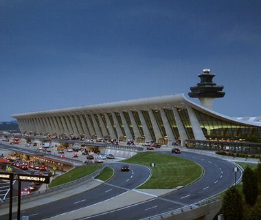 Worst: No. 8 (tie) Washington Dulles International Airport (IAD)