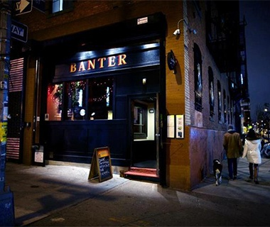 Banter Bar, Brooklyn, NY