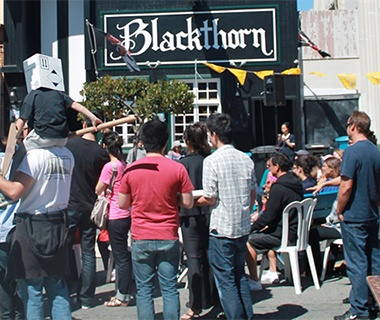 Blackthorn, San Francisco