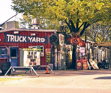 Truck Yard, Dallas