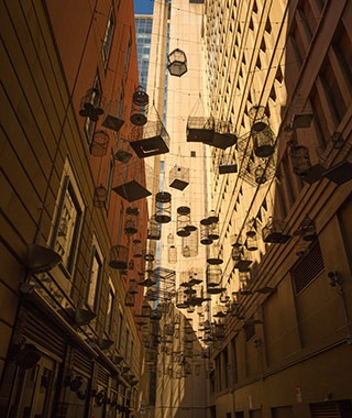 Angel Place, Sydney