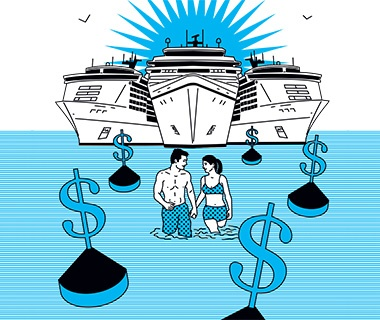 No. 20 Tally Up Your Cruise Bill in Advance