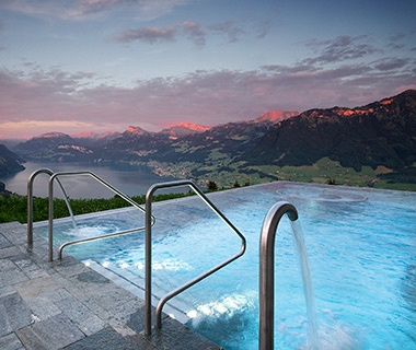 Hotel Villa Honegg, Lucerne, Switzerland