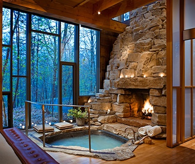 Best Hotel Hot Tubs | Travel + Leisure