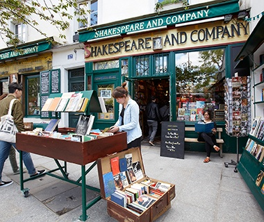 Shakespeare and Co., Paris
