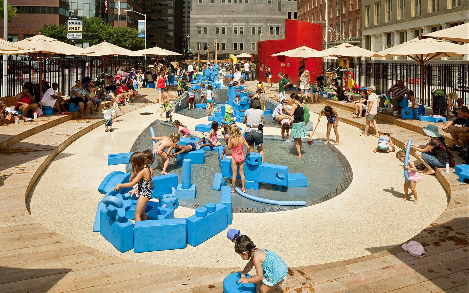 Imagination Playground, New York City