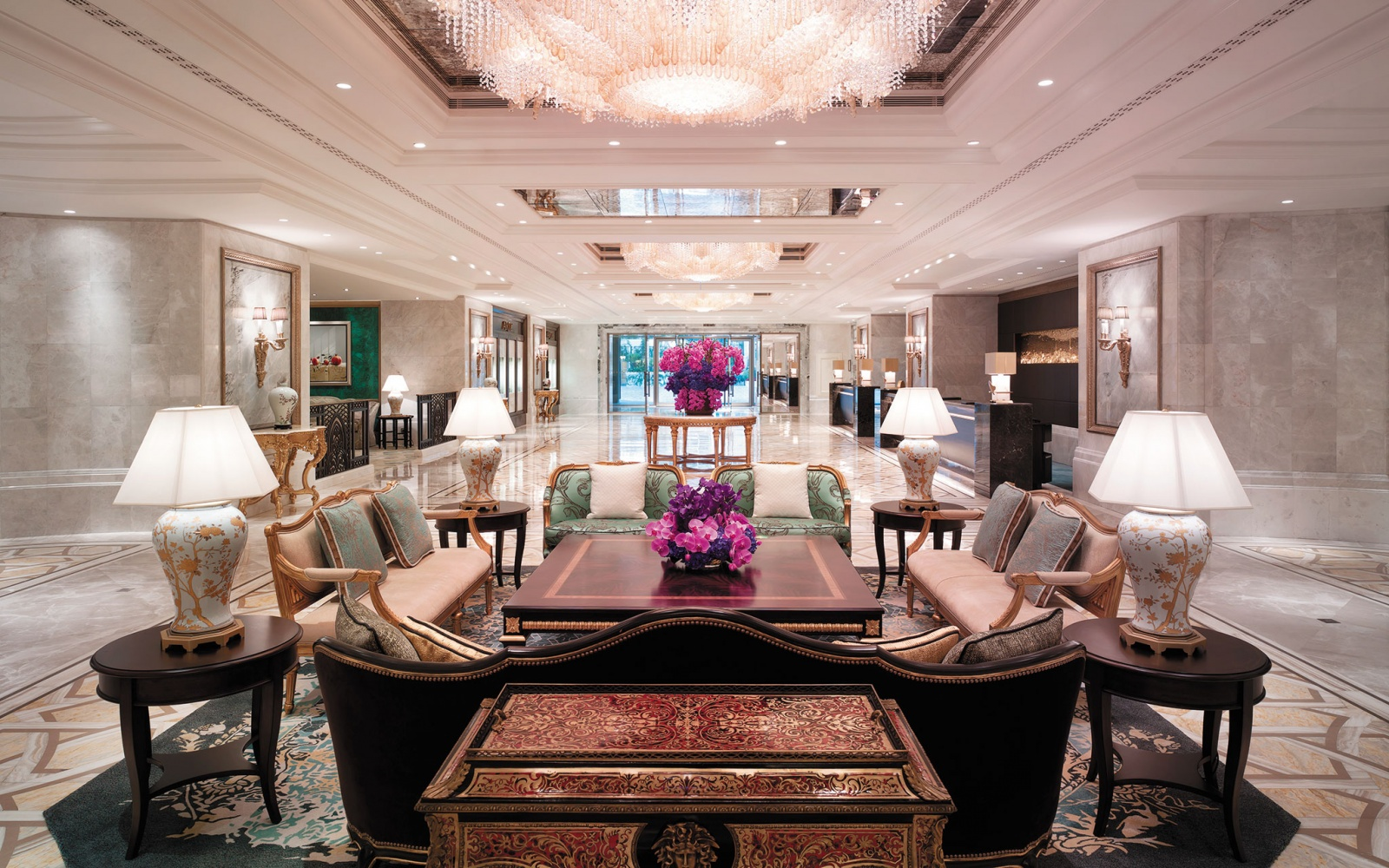 These cities have the cheapest luxury hotels in the world for Luxury hotels of the world