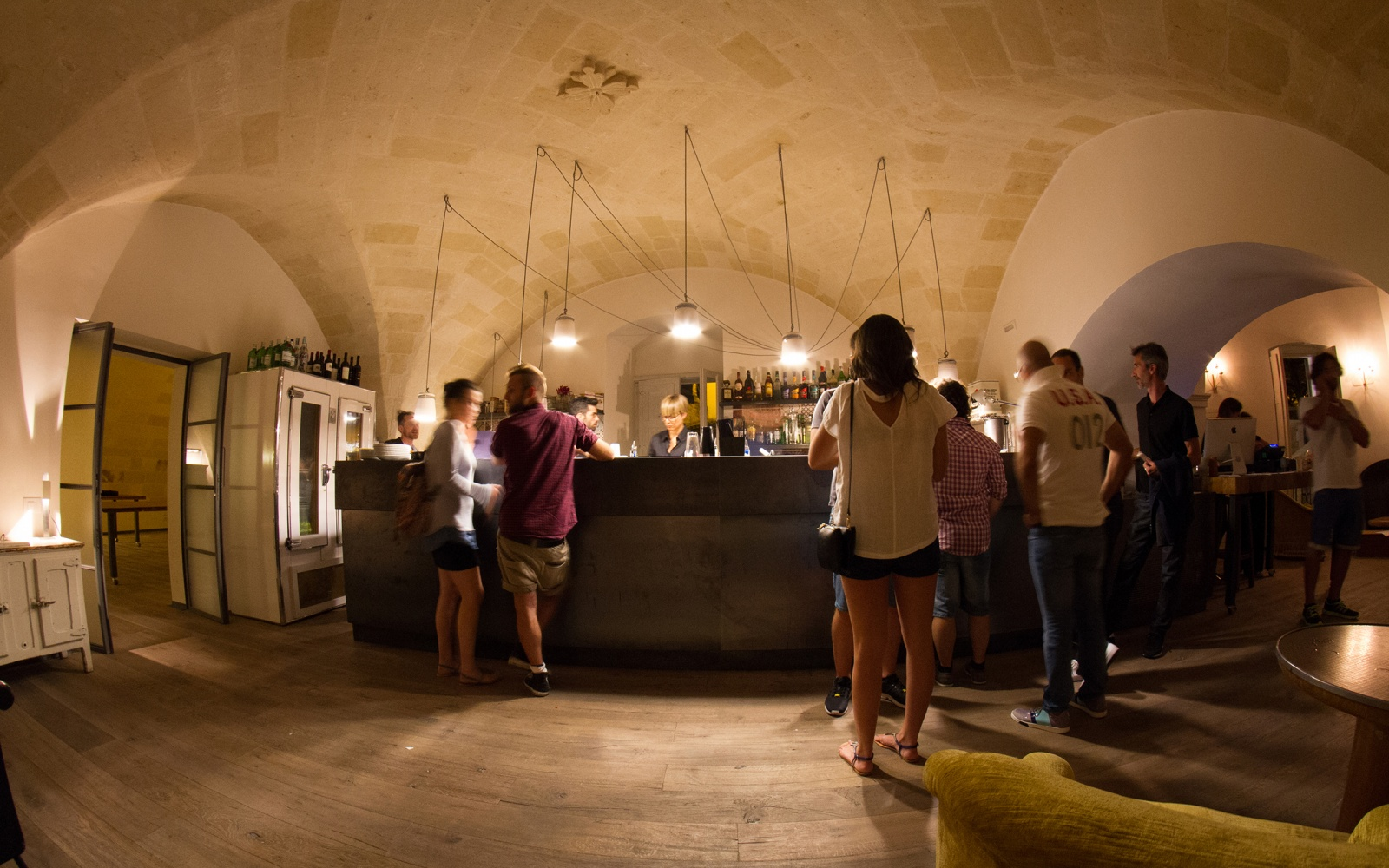 Italy S Coolest Bar Travel Leisure